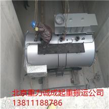 工程设备起重吊装锅炉等大件大型设备搬运就位