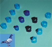 JTRFID1213 125KHZ低頻TK4100/EM4100芯片RFID鴿子腳環ID寵物電子腳環