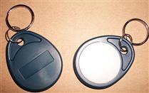 JTRFID010 ICID双频复制卡(125KHZ低频EM4305可改写复制+MF1S50UID可改写复制)ICID复制钥匙扣