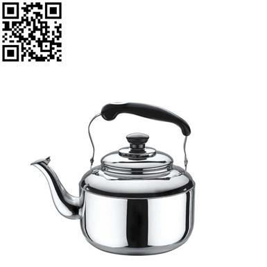 正迪B型鸣音水壶(whistling kettle)ZD-SH002