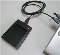 JT300系列免驅動10位十進制125KHZ低頻ID讀卡器TK4100卡閱讀器EM4100卡刷卡器