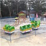 果虫滑车-松湖生态园游乐场