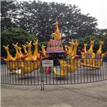 袋鼠跳-鬆湖生態園遊樂場