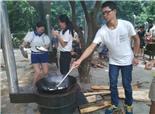 东莞哪里有野炊农家乐自己捡柴火做饭野炊采摘动手场地