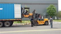 集装箱设备装卸车掏箱服务
