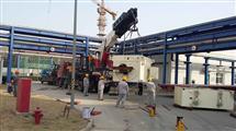 大件设备吊装装卸搬运
