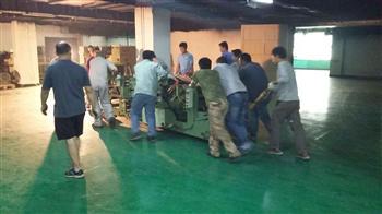 工厂机器设备整体搬迁搬运