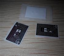 JTRFID1813002  ISO15693协议NXP ICODE SLI-X芯片RFID不干胶标签13.56MHZ高频RFID电子标签