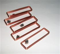 JTRFID 40*11MM TK4100/EM4100芯片焊接线圈125KHZ低频ID卡芯片线圈ID裸标签