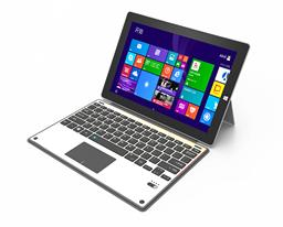 Surface pro 4 Bluetooth keyboard case ultra-thin aluminum keyboard MZ-1088A
