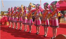 廣西海吉星國際物流中心開工奠基儀式3