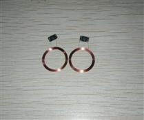 JTRFID 20MM直径ICODE SLI-X芯片焊接线圈1KBIT存储13.56MHZ高频ISO15693协议RFID裸标签