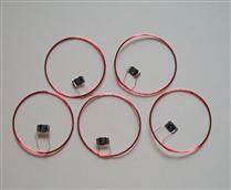 JTRFID 40MM直径NTAG215芯片504BIT存储13.56MHZ高频ISO14443A协议NFC标签专用芯片线圈NFC裸标签