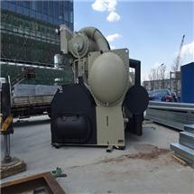 中央空调机组设备垂直运输吊装