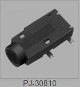 PJ-30810耳机插座