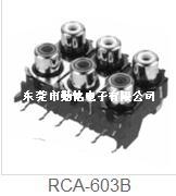 RCA同芯插座RCA-603B