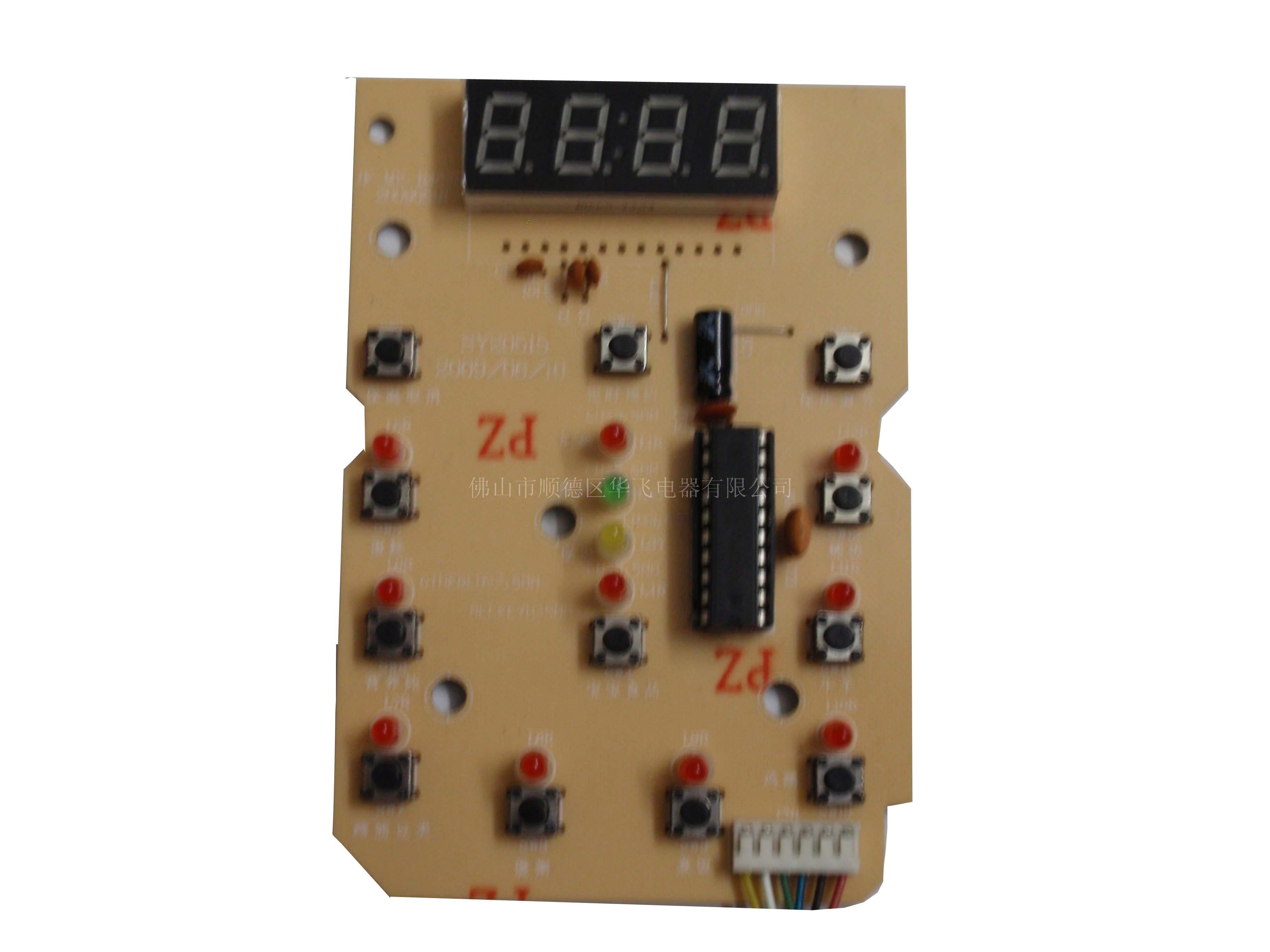 压力锅控制板-显示板_产品展示