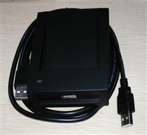 JT500UK IC+ID双频读卡器(13.56MHZ-ISO14443A协议+125KHZ低频ID复合功能读卡器)