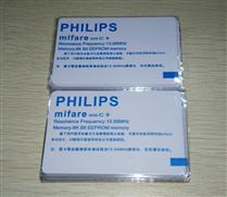IC薄卡Mifare1 S50芯片原裝飛利浦IC卡/進口IC卡/MF1/M1白卡