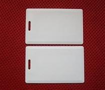 NTAG203芯片NFC吊牌卡NFC厚卡13.56MHZ高频ISO14443A协议NFC人员识别卡