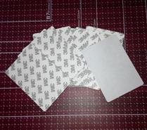 JTRFID 98*68MM RFID屏蔽材料RFID吸波材料RFID抗金属材料