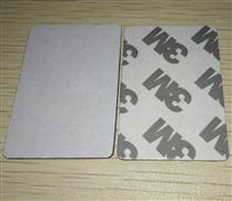 JTRFID 55*32MM RFID吸波材料RFID屏蔽材料RFID抗金属标签材料