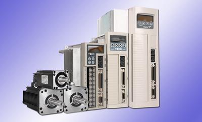 teco变频器控制电机实物接线图