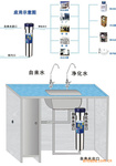 Water purifying direct drinking machine
