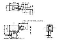 按键开关  PS-22F16