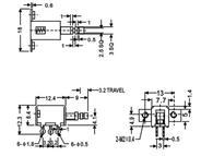 按键开关  PS-22F18