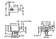 按键开关  PS-22F14