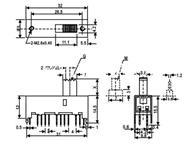 拨动开关   SS-63D01 G3