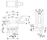 微动开关   MS-109A