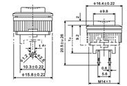 PBS-109  插座