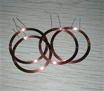 JTRFID 30MM ISO15693协议ICODE2,TI2048芯片专用线圈13.56MHZ高频RFID标签天线