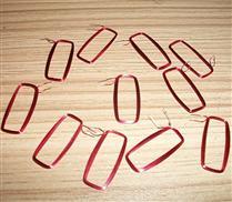 JTRFID 22*9MM ISO15693协议ICODE2,TI2048芯片专用线圈13.56MHZ高频RFID标签天线