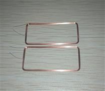 JTRFID 44*20MM NFC标签线圈NTAG203,NTAG213,NTA216芯片专用线圈NFC天线13.56MHZ高频ISO14443A协议NFC线圈