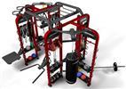 SK-247A 360多功能综合训练器 力健健身器材