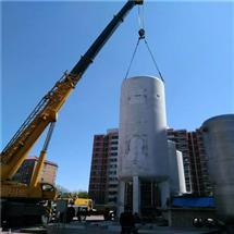 丰台区冷却塔设备吊装,北京重力设备吊装公司