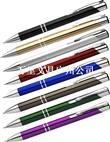 万里集团厂家供应金属材质 高档金属宝珠笔 签字笔 广告礼品笔可定