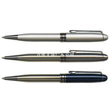 万里文具2016厂家直销高档金属圆珠笔 中性笔 商务礼品广告笔 可加印LOGO
