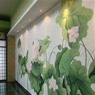 家庭高端墙绘壁画