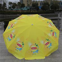 【深圳太阳伞厂家】定做42寸10骨户外广告太阳伞 深圳太阳伞 深圳广告伞