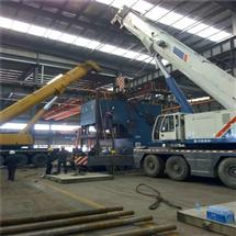 厂房设备吊装/大型压机运输吊运安装