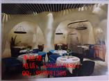 溶洞餐厅装修