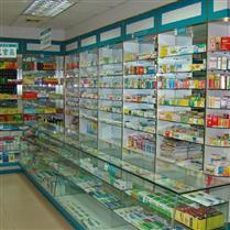 中量药店货架A3