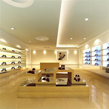 鞋店货架G2