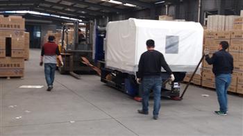 亦庄开发区3200注塑机人工起重搬运