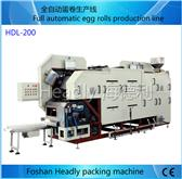 HDL-200 Automatic egg roll production line