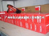 广州喜利得进口植筋胶 广州德国进口慧鱼植筋胶 广州建筑加固材料哪个品牌好?